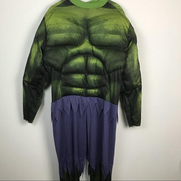 avengers incredible hulk halloween costume